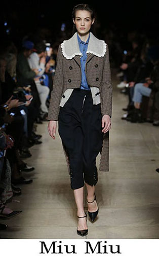 Miu Miu Fall Winter 2016 2017 Fashion Clothing Women 30