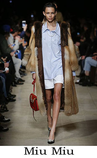 Miu Miu Fall Winter 2016 2017 Fashion Clothing Women 32