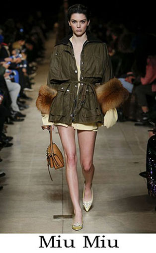 Miu Miu Fall Winter 2016 2017 Fashion Clothing Women 33