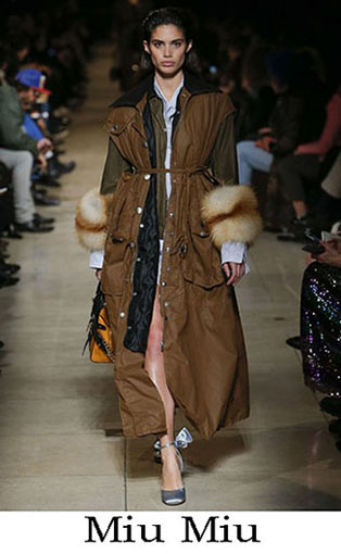 Miu Miu Fall Winter 2016 2017 Fashion Clothing Women 34