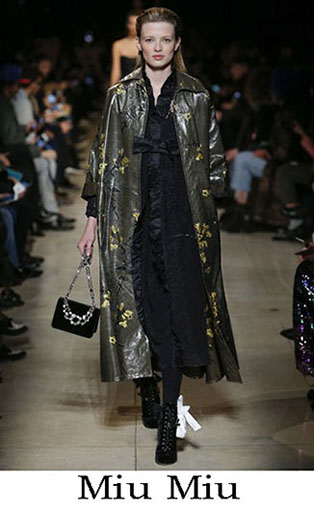 Miu Miu Fall Winter 2016 2017 Fashion Clothing Women 38