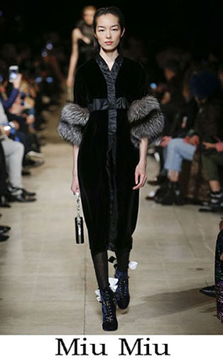 Miu Miu Fall Winter 2016 2017 Fashion Clothing Women 42