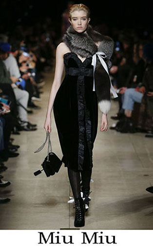 Miu Miu Fall Winter 2016 2017 Fashion Clothing Women 43