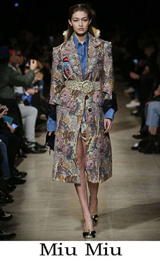 Miu Miu Fall Winter 2016 2017 Fashion Clothing Women 45