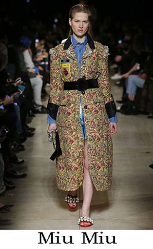 Miu Miu Fall Winter 2016 2017 Fashion Clothing Women 46