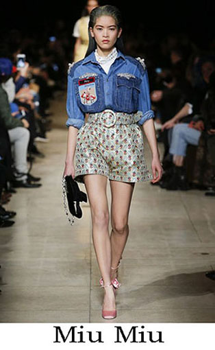 Miu Miu Fall Winter 2016 2017 Fashion Clothing Women 47