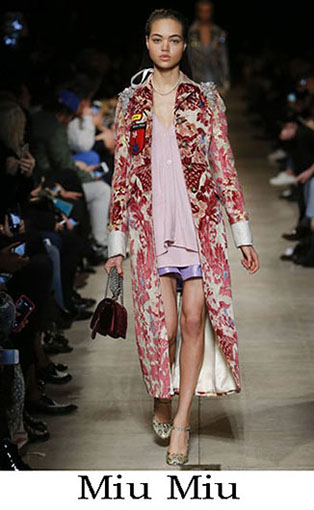 Miu Miu Fall Winter 2016 2017 Fashion Clothing Women 50