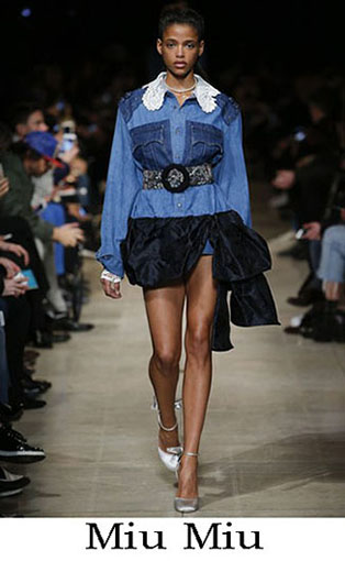 Miu Miu Fall Winter 2016 2017 Fashion Clothing Women 6