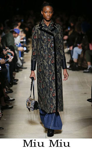 Miu Miu Fall Winter 2016 2017 Fashion Clothing Women 9