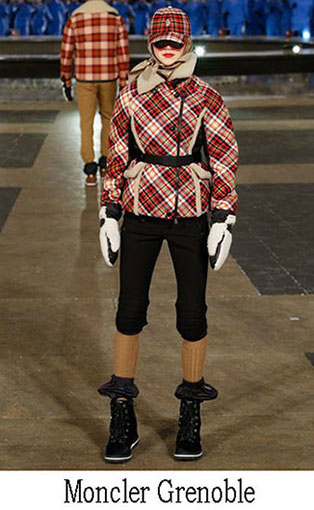 Moncler Grenoble Fall Winter 2016 2017 Lifestyle Look 1