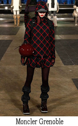 Moncler Grenoble Fall Winter 2016 2017 Lifestyle Look 10