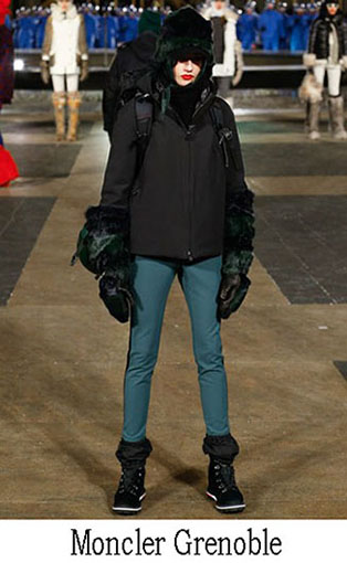 Moncler Grenoble Fall Winter 2016 2017 Lifestyle Look 12