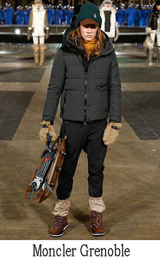 Moncler Grenoble Fall Winter 2016 2017 Lifestyle Look 13