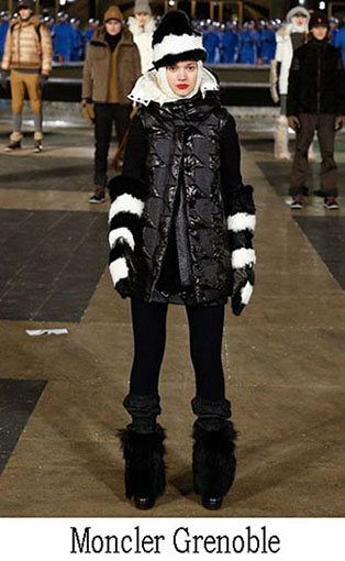 Moncler Grenoble Fall Winter 2016 2017 Lifestyle Look 17