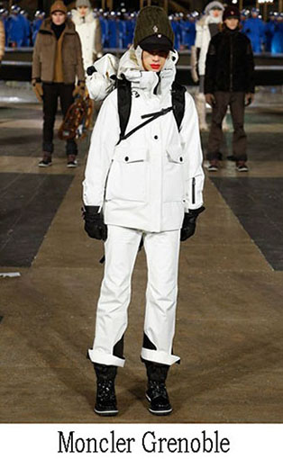 Moncler Grenoble Fall Winter 2016 2017 Lifestyle Look 20
