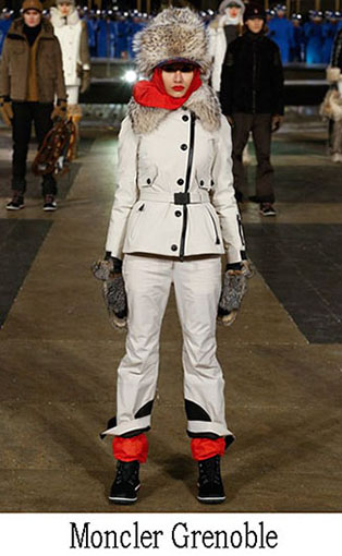 Moncler Grenoble Fall Winter 2016 2017 Lifestyle Look 22