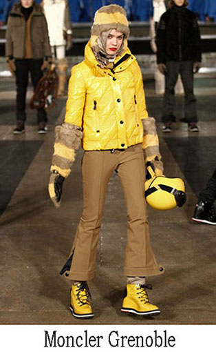 Moncler Grenoble Fall Winter 2016 2017 Lifestyle Look 25