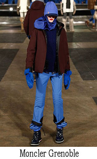Moncler Grenoble Fall Winter 2016 2017 Lifestyle Look 9