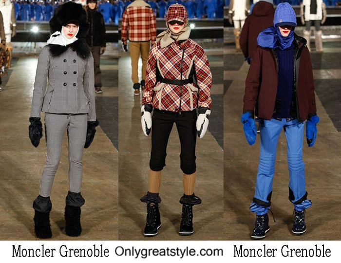 Moncler Grenoble Fall Winter 2016 2017 Lifestyle