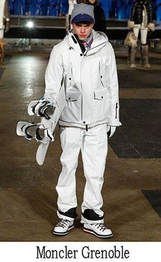 Moncler Grenoble Fall Winter 2016 2017 Style For Men 1