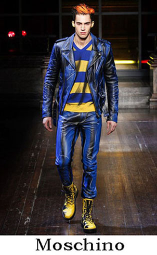 Moschino Fall Winter 2016 2017 Clothing For Men 10