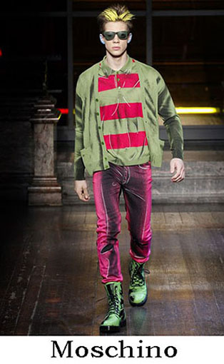 Moschino Fall Winter 2016 2017 Clothing For Men 11