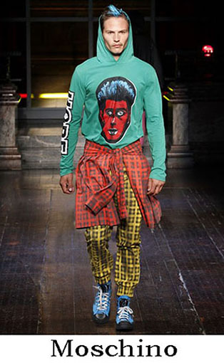 Moschino Fall Winter 2016 2017 Clothing For Men 14