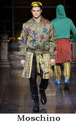 Moschino Fall Winter 2016 2017 Clothing For Men 17
