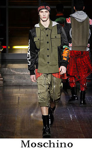 Moschino Fall Winter 2016 2017 Clothing For Men 18