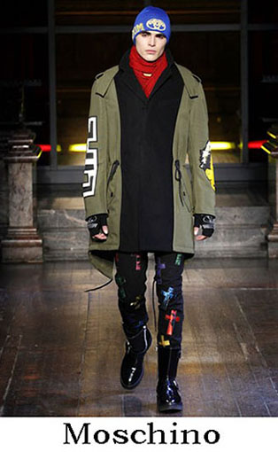 Moschino Fall Winter 2016 2017 Clothing For Men 19