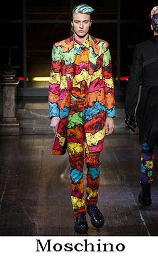 Moschino Fall Winter 2016 2017 Clothing For Men 21