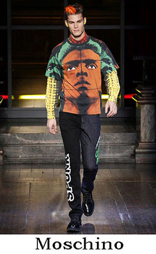 Moschino Fall Winter 2016 2017 Clothing For Men 22