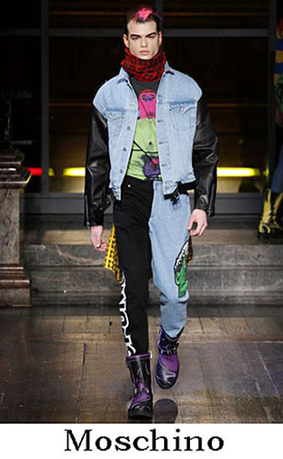 Moschino Fall Winter 2016 2017 Clothing For Men 23