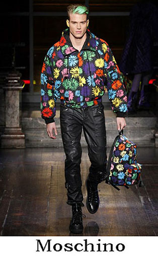 Moschino Fall Winter 2016 2017 Clothing For Men 28