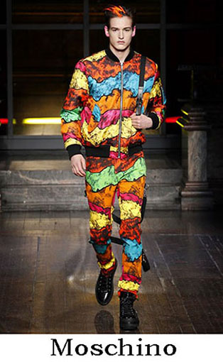 Moschino Fall Winter 2016 2017 Clothing For Men 30