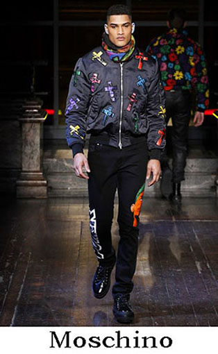 Moschino Fall Winter 2016 2017 Clothing For Men 5