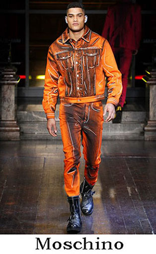 Moschino Fall Winter 2016 2017 Clothing For Men 6