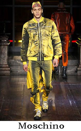 Moschino Fall Winter 2016 2017 Clothing For Men 8