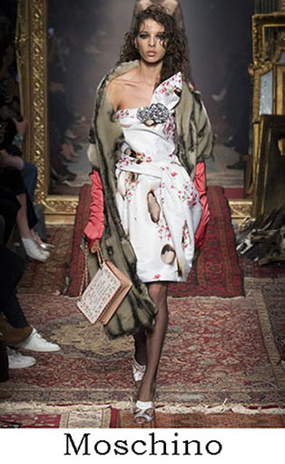 Moschino Fall Winter 2016 2017 Lifestyle For Women 1