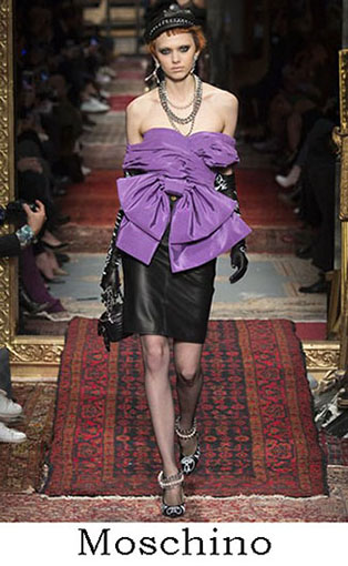 Moschino Fall Winter 2016 2017 Lifestyle For Women 10