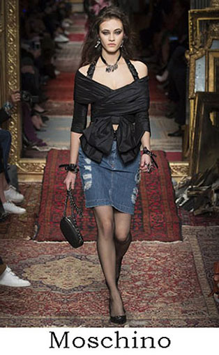 Moschino Fall Winter 2016 2017 Lifestyle For Women 14