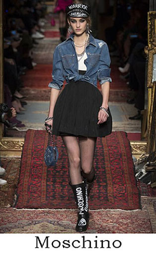 Moschino Fall Winter 2016 2017 Lifestyle For Women 16