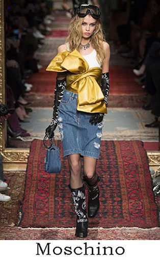 Moschino Fall Winter 2016 2017 Lifestyle For Women 19