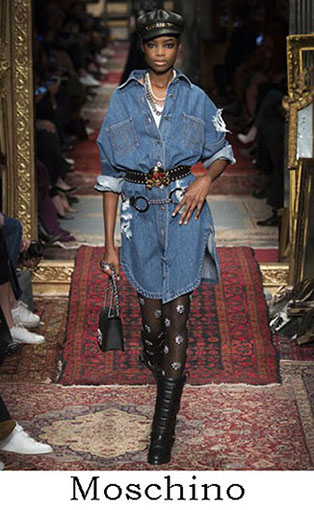 Moschino Fall Winter 2016 2017 Lifestyle For Women 21