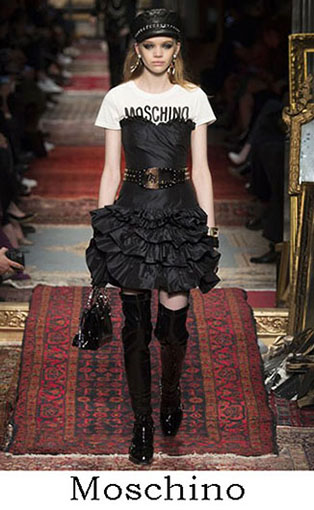 Moschino Fall Winter 2016 2017 Lifestyle For Women 25