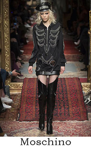 Moschino Fall Winter 2016 2017 Lifestyle For Women 26