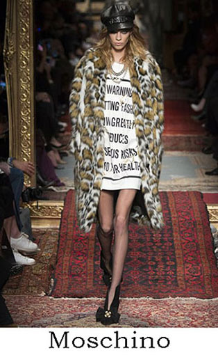 Moschino Fall Winter 2016 2017 Lifestyle For Women 27
