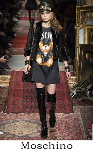 Moschino Fall Winter 2016 2017 Lifestyle For Women 30