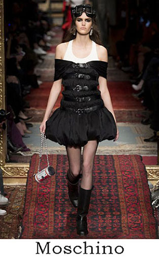 Moschino Fall Winter 2016 2017 Lifestyle For Women 31