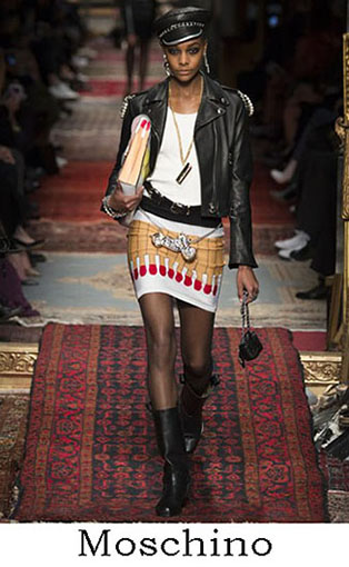 Moschino Fall Winter 2016 2017 Lifestyle For Women 36
